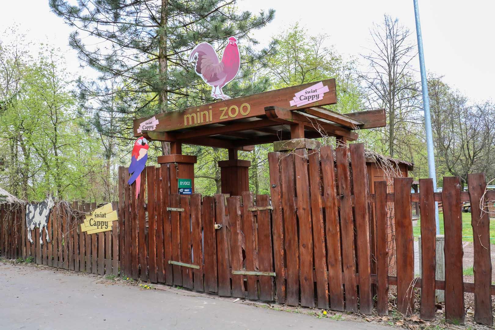 Obiekt Mini Zoo