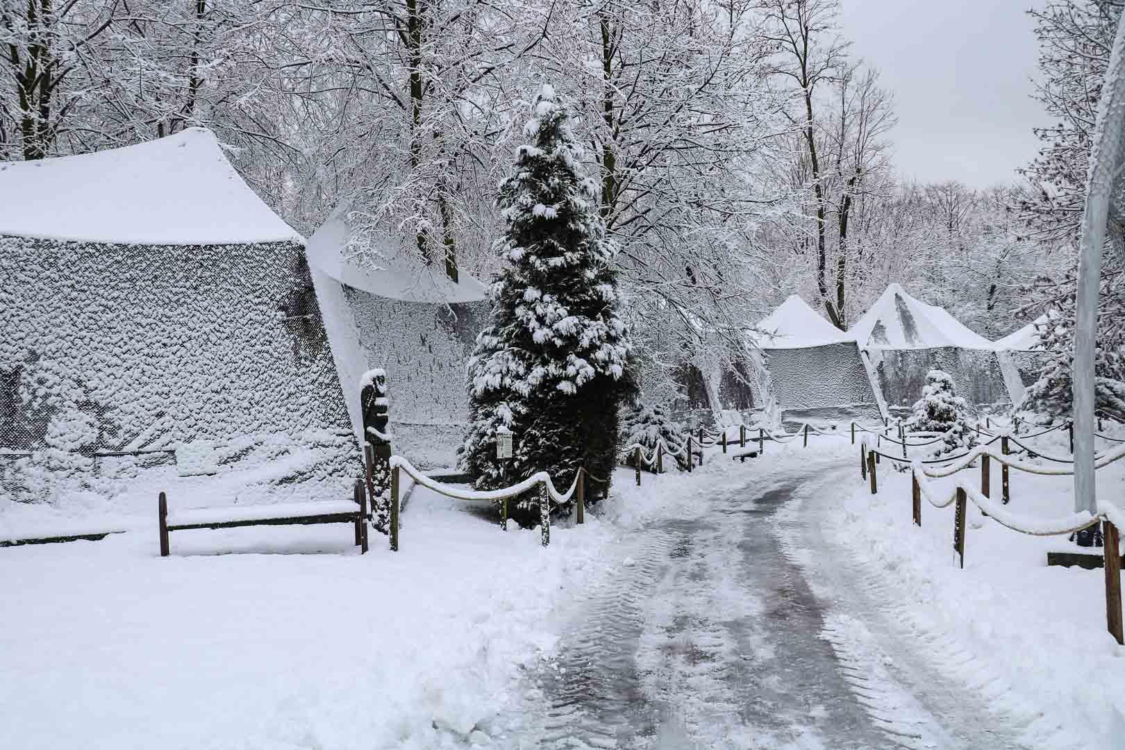 Obiekt Trasa zimowa